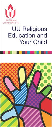 Products uua uu religious education and your child pamphlet or card fandeluxe Choice Image