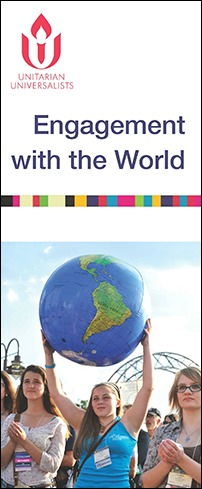 Products uua engagement with the world a personal perspective of faith in action pamphlet or card fandeluxe Choice Image