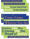 Bumper Stickers, pack of 6