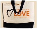 Standing on the Side of Love Tote Bag
