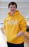 Standing on the Side of Love Hoodie Sweatshirt