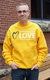 Standing on the Side of Love Sweatshirt