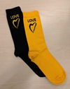 Side with Love Socks