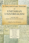 A Documentary History of Unitarian Universalism