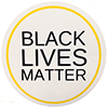 Side with Love Black Lives Matter Decal