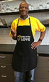 Side with Love Apron