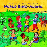 World Singalong CD