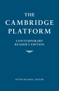 The Cambridge Platform