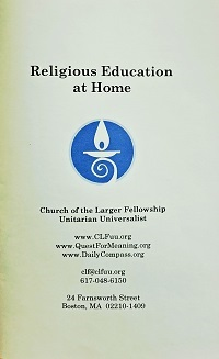 Religious Education at Home
