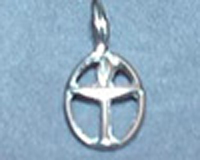 Oval Chalice Pendant