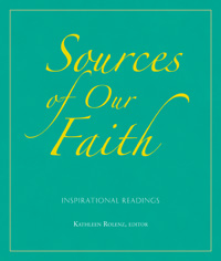 Sources of Our Faith