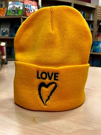 Side with Love Winter Hat