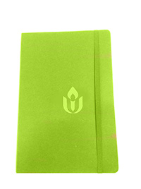 Chalice Soft Cover Journal - Green