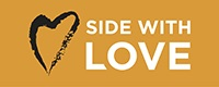 Side with Love Rally Signs (Pack of 10)