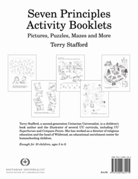Seven Principles Activity Booklets
